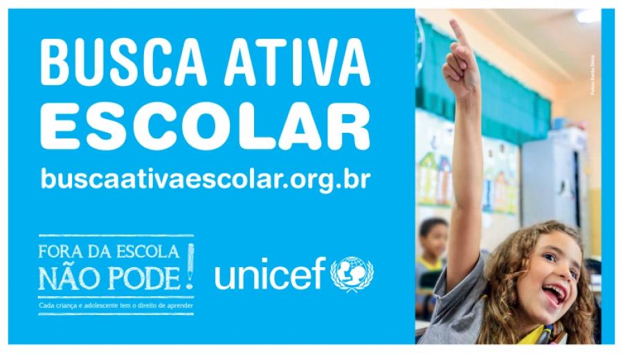 Saiba como Funciona o projeto Busca Ativa Escolar - UNICEF Brasil